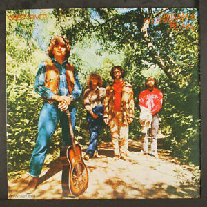 """Creedence Clearwater Revival: Green River Analogue Productions 12 """" LP 33 RPM"""