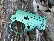 NEW Ruger 10/22 CNC billet stripped trigger housing group in GREEN