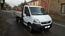 Dropside Movano Pick-up Commercial Vans & Pickups