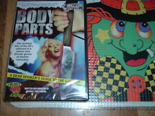 Body Parts DVD NEW Michael Paul Girard HORROR Troma GIRLS NEKKID HAPPY HALLOWEEN