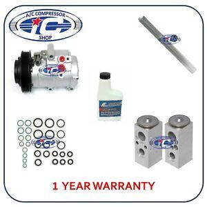 A/C Compressor Kit Fits Hummer H3 2006-2010  OEM 10S17C 1 Year Warranty 67337