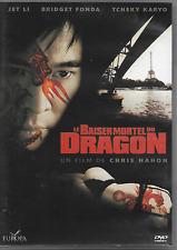 JET LI - Le Baiser Mortel du Dragon - DVD Zone 2 - Europa - 455010 - FR