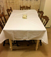 Pleasing Wedding Tablecloths For Sale Ebay Home Interior And Landscaping Fragforummapetitesourisinfo