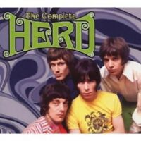 THE HERD - THE COMPLETE HERD - 2 CD  58 TRACKS INTERNATIONAL POP  NEU