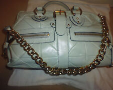 Marc Jacobs Slate Leather Patchwork Venetia Bag , Used once.