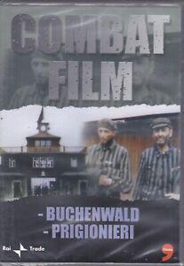 Dvd Rai Trade COMBAT FILM - BUCHENWALD / PRIGIONIERI nuovo documentario