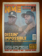 NME 1994 DEC 3 CHUCK D ICE CUBE BEATLES OFFSPRING DOGG