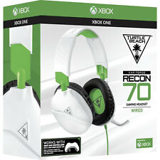 Turtle Beach Recon 70X Headset for Xbox One & One S NEW Gaming Chat NEW XB1 1