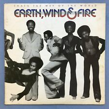 Earth Wind & Fire - That;s The Way Of The World - CBS 80575 VG Condition