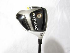 Used RH TaylorMade RBZ Stage 2 15* 3 Fairway Wood RF Graphite Stiff Flex