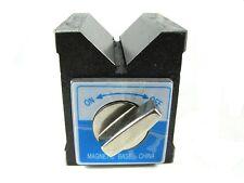 Magnetic V-Block 2-3/8x2-7/8x2-3/4 Brand New V Block