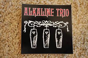 Alkaline Trio Sticker (S78)