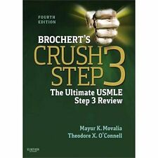 Brochert's Crush Step 3: The Ultimate USMLE Step 3 Review, 4e