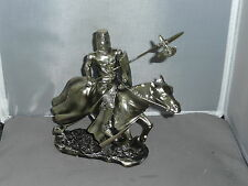 KNIGHT  STATUE    Medieval Knight  Medieval Armor Mounted Knight