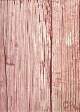 WEATHERED WOOD Red 12 x 12 Scrapbook Paper - 2 Sheets