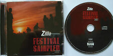 V/A _ ZILLO_ Festival Sampler 2001 _  CD_ Unheilig _ OOMPH _ Zeromancer_Veljanov