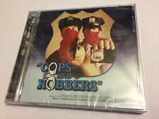 COPS AND ROBBERS (Legrand) OOP Kritzerland Ltd Score OST Soundtrack CD SEALED