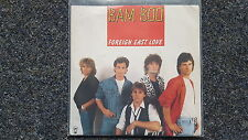 Bam Boo - Foreign East Love 7'' Single Germany ITALO DISCO