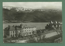 1951 RP PC - VOSS ST. - TILH, FLEISCHERS HOTEL, NORWAY NORMANNS PUBLISHED