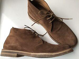 Officine Creative Waldorf / 001 Desert Boots: 10 / 44 BNIB