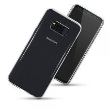 Samsung Galaxy S8 PLUS. Genuine Impact Resistant Rugged Case Flexible Gel Clear
