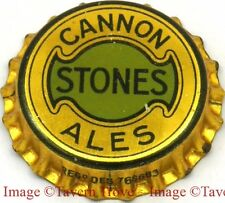 1930s SHEFFIELD ENGLAND William Stones Ltd. Cannon Brewery Ales Cork Crown