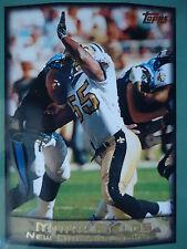 NFL 158 Mark Field New Orleans Saints Topps 1999