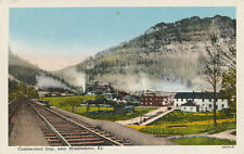 Middlesboro KY * Cumberland Gap  and Trains  1940s * Bell Co.