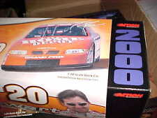 TONY STEWART 2002 HOME DEPOT HARD TO FIND CHAMPIONSHIP YEAR NEW NEVER OPENED