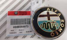ALFA ROMEO GTV 98-05 MITO ANTERIORE Cofano Cappuccio Emblema Logo la digitazione modello autentico;;;