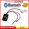 Streaming Bluetooth Interfaz Adaptador A2DP entrada auxiliar HTC para BMW