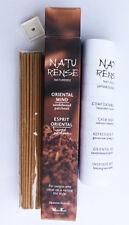 Naturense Japanese Incense | Oriental Mind | 40 Sticks & holder | Nippon Kodo