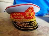 Gaddafi General Hat