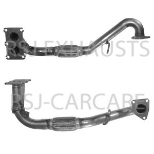EXHAUST FRONT PIPE MG MG TF 160 Petrol 2002-03-> 2009-12