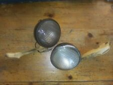 Case Tractor Lights With Brackets A7582 A7583