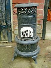 VALOR OIL STOVE. CONVERTED AS LAMP. VINTAGE. COLLECTION FROM TN12 9RS WELCOME