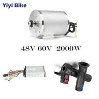 48V 60V 2000W Electric Motor For Bicycle Conversion Kit Electric Scooter