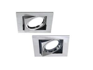Exu Downlight Ceiling Spotlight FRAME For LED GU10 Buld