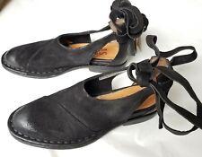 A.S.98 NIB Famous Italian Brand closed toe sandals EUR 36/US 5.5-6 black