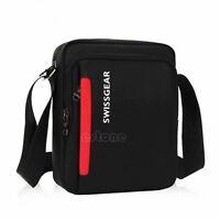 Men & Women SWISS GEAR Waterproof Shoulder Bag Message Bags Handbag