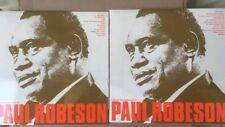 "The Incomparable Voice Of Paul Robeson, Records 1 & 2 (10"")"
