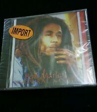 Bob Marley Natural Mystic Japan Import SEALED