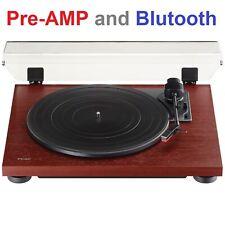 TEAC Turntable Bluetooth  3-Speed Belt Drive Phono EQ Amplifier TN-180BT-CH