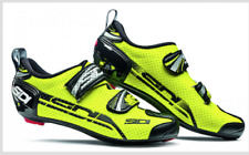 ZAPATOS SIDI T 4 AIR CARBONO AMARILLO FLUO NOIR N. 44