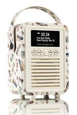VQ Emma Bridgewater Retro Mini Digital Radio DAB FM Bluetooth Men at Work