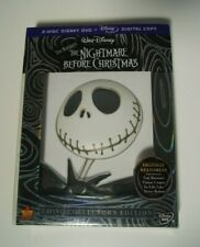 NEW The Nightmare Before Christmas (DVD, 2008, 2-Disc Set, Collectors Edition)