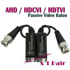 High Quality 720/1080P HD-CVI HD-TVI AHD Video Balun Transmitter BNC to UTP CAT5