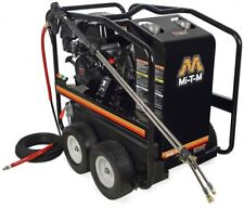 Mi T M Hsp Series Hot Water Pressure Washer 3500psi 33gpm Hsp 3504 3mgk