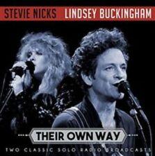 Their Own Way Stevie Nicks Lindsey Buckingham CD 5060452620008