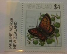 c1995 New Zealand SC #1078 COMMON COPPER  MNH stamp